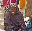 La vendeuse de beignets de haricots. Quel sourire, non?